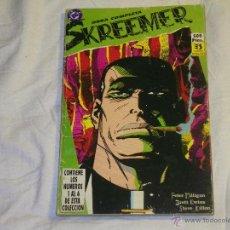 Cómics: SKREEMER (EDICIONES ZINCO ) - NºS 1 AL 6 COMPLETA ( PETER MILLIGAN Y OTROS ). Lote 42578995