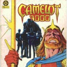 Cómics: CAMELOT 3000 NÚMERO 2. Lote 42649004