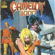 Cómics: CAMELOT 3000 NÚMERO 5. Lote 42649038