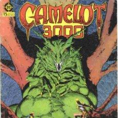 Cómics: CAMELOT 3000 NÚMERO 8. Lote 42649095