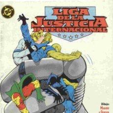Cómics: LIGA DELA JUSTICIA INTERNACIONAL NÚMERO 9. Lote 42650082