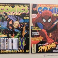 Cómics: COMICS SCENE NÚMEROS 18 Y 19 A 3€ EL EJEMPLAR, LOS DOS POR 5,50€. Lote 42683936