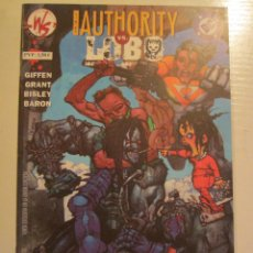 Fumetti: AUTHORITY VS LOBO. Lote 42798167