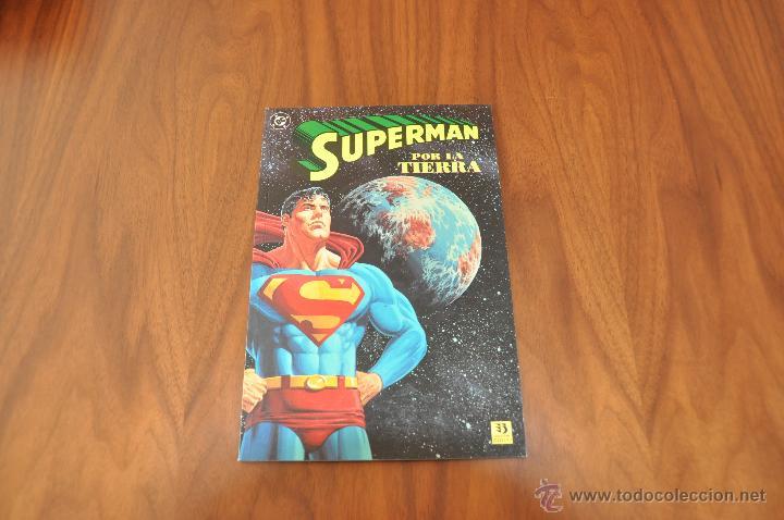 SUPERMAN POR LA TIERRA (Tebeos y Comics - Zinco - Superman)