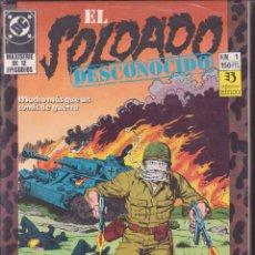 Cómics: EL SOLDADO DESCONOCIDO -- COLECCIÓN COMPLETA -- 12 COMICS. Lote 112938920