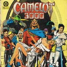 Cómics: COMIC CAMELOT 3000 N.4 EDICIONES ZINCO. Lote 43115302