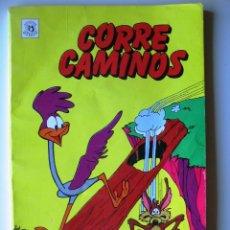 Cómics: CORRECAMINOS ALBUM - NÚMERO 1 - AÑO 1987. Lote 43204467