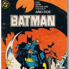 Cómics: BATMAN. NUMERO 6. ZINCO. Lote 195203316