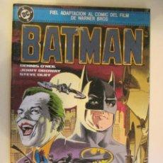 Comics: ADAPTACION OFICIAL DE LAS 4 PELICULAS DE BATMAN DE LOS 90. Lote 43378608