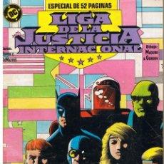 Comics : LIGA DE LA JUSTICIA INTERNACIONAL. NUMERO 7. EDICIONES ZINCO . Lote 43444678