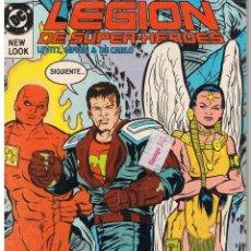Cómics: LEGIÓN DE SUPER HEROES. NUMERO 21. EDICIONES ZINCO . Lote 43444773