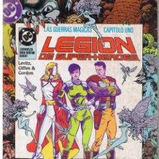 Cómics: LEGIÓN DE SUPER HEROES. NUMERO 28. EDICIONES ZINCO . Lote 43444812