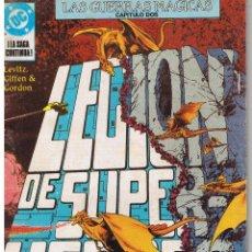 Cómics: LEGIÓN DE SUPER HEROES. NUMERO 29. EDICIONES ZINCO . Lote 43444824