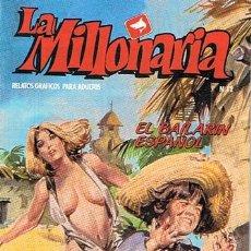 Cómics: COMIC LA MILLONARIA N.12 RELATOS GRAFICOS PARA ADULTOS . Lote 43531718