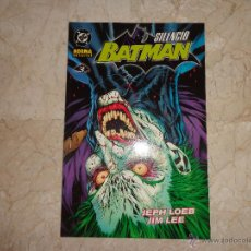 Cómics: BATMAN - SILENCIO BATMAN Nº 3 NORMA EDITORIAL 111-1. Lote 43734180