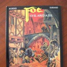 Cómics: FOC TOMO 3 EL ARCO AZUL EDICIONES ZINCO. Lote 43907332