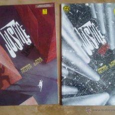Cómics: JUSTICE INC. COMPLETA 2 TOMOS. Lote 50112817