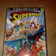 Cómics: SUPERMAN : FUNERAL POR UN AMIGO. Lote 43962265