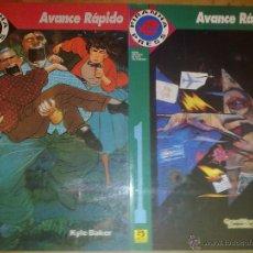 Cómics: AVANCE RAPIDO COMPLETA 2 PRESTIGIOS GRANT MORRISON DAVE MCKEAN. Lote 43962432