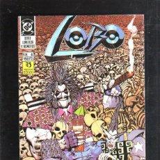 Cómics: TEBEO LOBO. EL ULTIMO CZARNIANO. Nº 4. SERIE LIMITADA A 4 NUMEROS. DC. Lote 86756310
