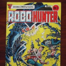 Cómics: ROBO-HUNTER Nº1.. Lote 43992169