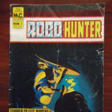 Cómics: ROBO-HUNTER Nº1, EDICIONES MC.. Lote 43992473
