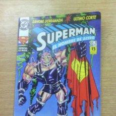 Comics: SUPERMAN EL HOMBRE DE ACERO #8. Lote 44120827