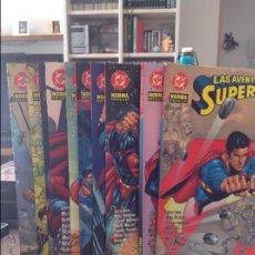 Cómics: LAS AVENTURAS DE SUPERMAN. Lote 44280262