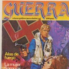 Cómics: GUERRA Nº 1.. Lote 44300595