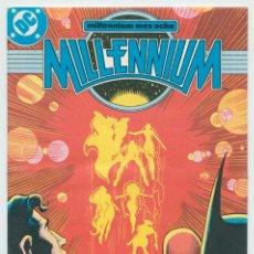 Cómics: MILLENNIUM - Nº 8 - ED. ZINCO - 1988. Lote 44301572