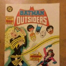 Cómics: BATMAN Y LOS OUTSIDERS 15. Lote 44384620