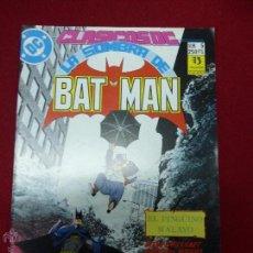 Cómics: LA SOMBRA DE BATMAN Nº 5 EL PINGÜINO MALAYO, CLÁSICOS DC. Lote 44436277