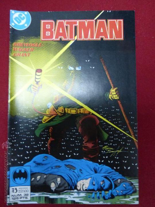 BATMAN - N 32 - ATRAPADO - 1988 - ZINCO (Tebeos y Comics - Zinco - Batman)