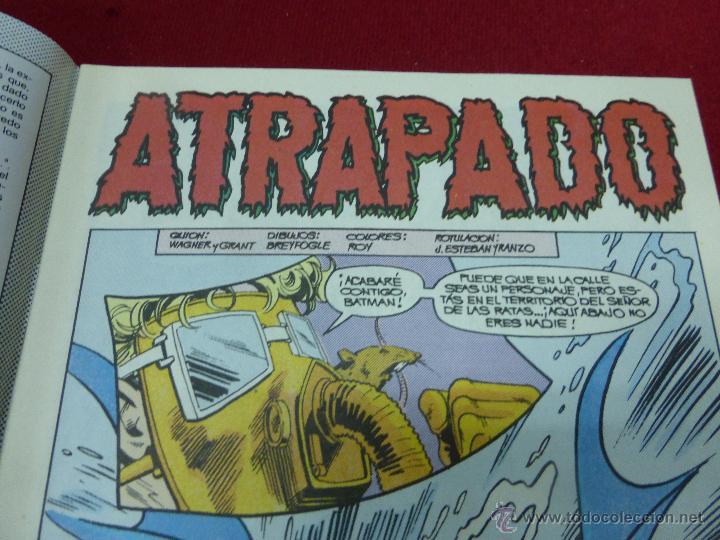 Cómics: BATMAN - N 32 - ATRAPADO - 1988 - ZINCO - Foto 3 - 44436414