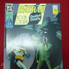 Cómics: BATMAN - N 52 - NOCHE OSCURA , CIUDAD OSCURA PARTE 3 - 1990 - ZINCO. Lote 44436439