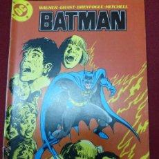 Cómics: BATMAN NUMERO 28. BAJADA DE FIEBRE - ZINCO AÑO 1987. Lote 44437190