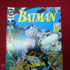 Cómics: BATMAN N 49 : BASURA - ED. ZINCO. Lote 44437633