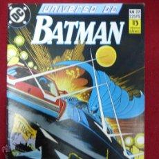 Cómics: UNIVERSO DC. BATMAN. NUMERO 22. EDICIONES ZINCO.. Lote 44540957