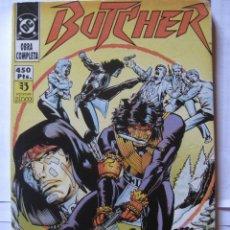 Cómics: BUTCHER COMPLETA RETAPADO DEL 1 AL 5. Lote 44637358