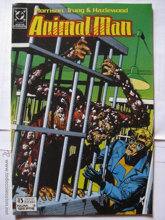 EL EXTRAÑO Nº3 (Tebeos y Comics - Zinco - Otros)