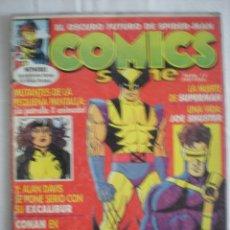 Cómics: REVISTA COMICS SCENE (EDITORIAL ZINCO) # 11. Lote 44658083