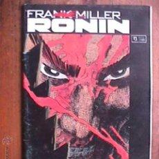 Cómics: RONIN, LIBRO CUARTO, DC, ZINCO, 1987. Lote 44682344