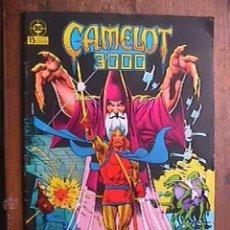 Cómics: CAMELOT 3000 Nº 1, DC, ZINCO, 1984. Lote 44682702