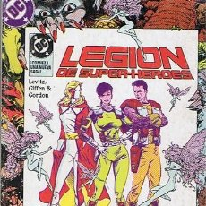 Cómics: CÓMIC LEGION DE SUPER - HÉROES N 24 AL 28 . Lote 44711451