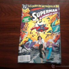 Cómics: SUPERMAN, LA CAIDA DE METROPOLIS Nº 14, EDICIONES ZINCO.. Lote 44713864