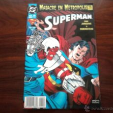 Cómics: SUPERMAN, MASAGRE EN METROPOLIS Nº 15, EDICIONES ZINCO.. Lote 44714094