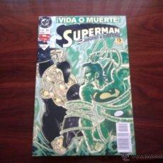 Cómics: SUPERMAN, VIDA O MUERTE Nº 21, EDICIONES ZINCO.. Lote 44714222