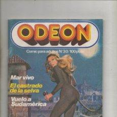 Comics: ODEON Nº 30.RELATOS GRAFICOS ADULTOS.ZINCO..PE. Lote 168798864
