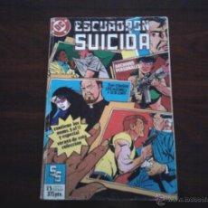 Cómics: ESCUADRON SUICIDA, NUMEROS DEL 9 AL 12, EDICIONES ZINCO.. Lote 44771000