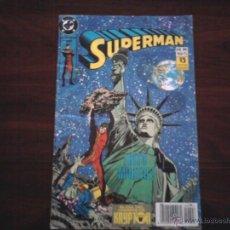 Cómics: SUPERMAN, EL ULTIMO HIJO DE KRYPTON Nº 96, EDICIONES ZINCO.. Lote 44787794